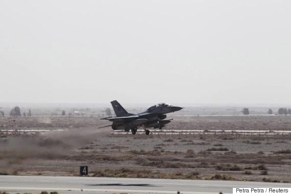 jordanian fighters