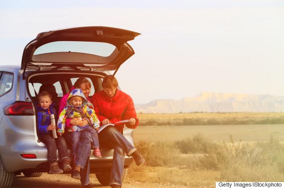 family fun kids traveling