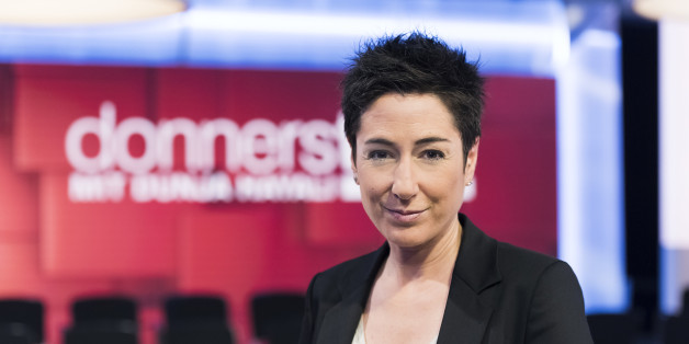 """""""Was ist Trumps 'rote Linie'?"""": ZDF-Moderatorin Hayali äußert sich besorgt über die Nordkorea-Krise"""