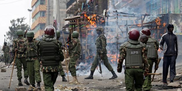 Présidentielle au Kenya: 2 morts dans des accrochages entre manifestants et police