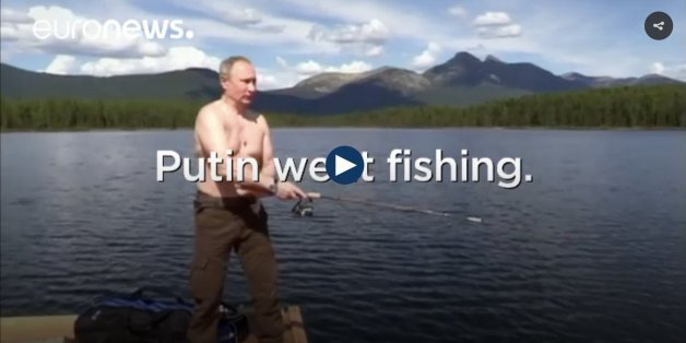 Wie ein von der EU finanzierter Sender in Deutschland Propaganda für Putin macht