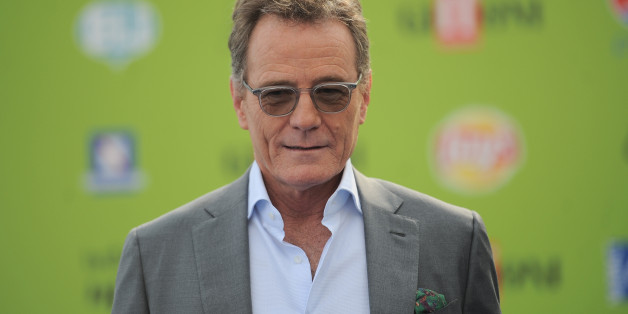 GIFFONI VALLE PIANA, SALERNO, ITALY - 2017/07/20: The american actor, voice actor, screenwriter, director and producer Bryan Cranston, that plays the role of Walter White on the AMC crime drama series 'Breaking Bad', attends the Giffoni Film Festival 2017. (Photo by Ivan Romano/Pacific Press/LightRocket via Getty Images)