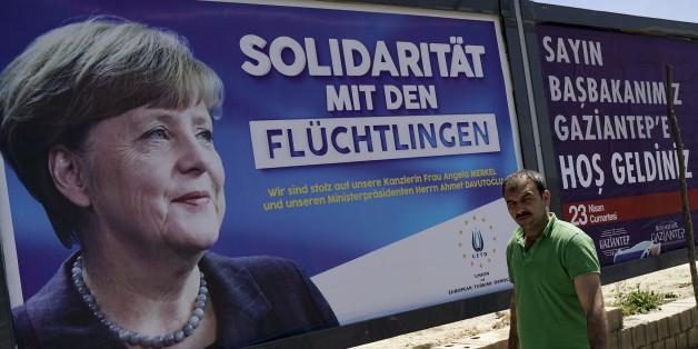 Merkel offen für Ansiedlung von mehr Flüchtlingen – unter einer Bedingung