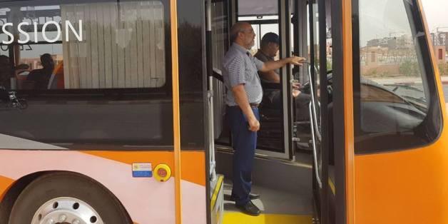 Lancement imminent des bus électriques à Marrakech