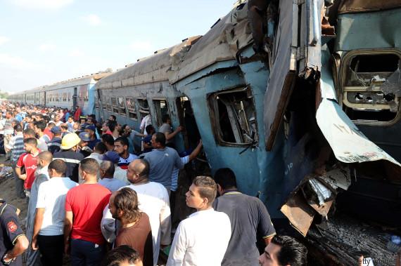 egypt crash