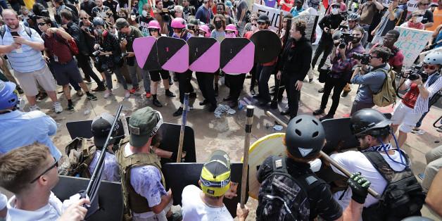 Laut der ADL war die Demonstration in Charlottesville die größte Ansammlung Rechtsradikaler in mehr als einem Jahrzehnt.
