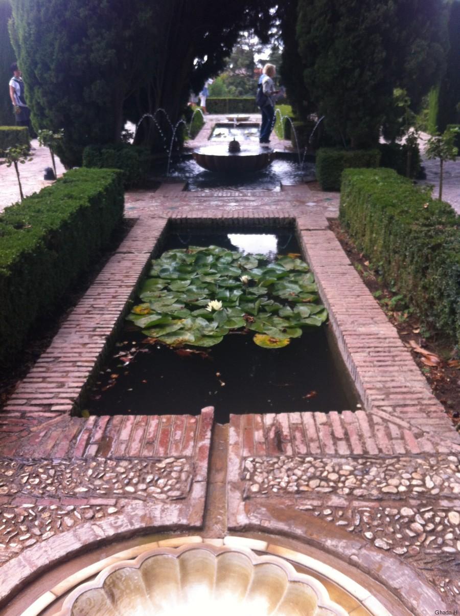 jardins de lalhambra