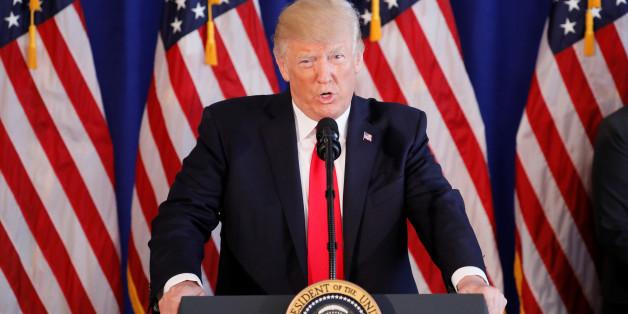 Nach Charlottesville attackieren Europas Medien Donald Trump - doch eine tschechische Zeitung verteidigt ihn