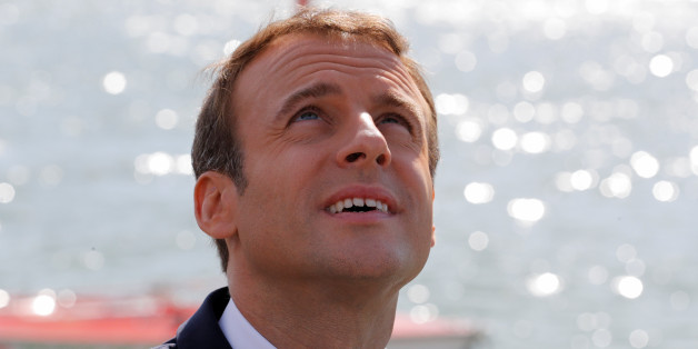 100 Tage Macron: Jetzt wird es ernst für den Überflieger