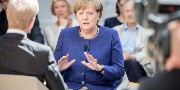 Diese 5 Aussagen im neusten Interview von Merkel zeigen, wie wenig Lust die Union auf Wahlkampf hat
