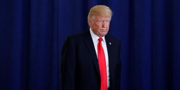 Rechtsradikale fühlen sich von Trump verraten
