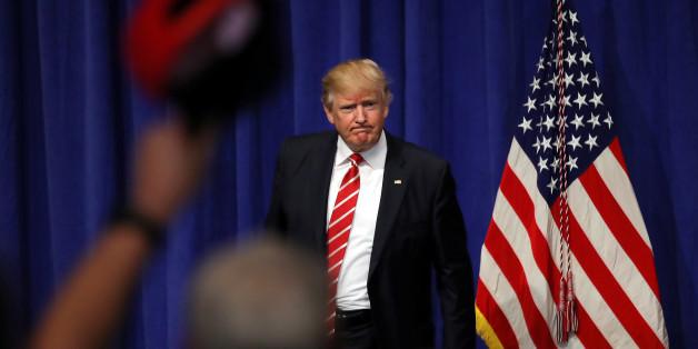 """Die """"Financial Times"""" hat eine böse Ahnung, wohin der Weg mit Trump geht"""