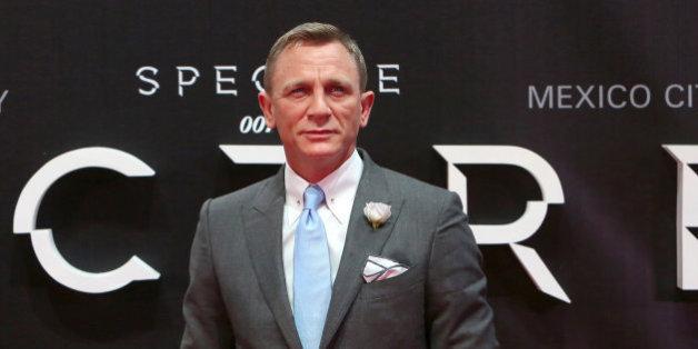 """Daniel Craig rempile pour un """"James Bond"""""""