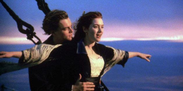 """Leonardo DiCaprio et Kate Winslet sont devenus inséparables depuis le tournage de """"Titanic""""."""