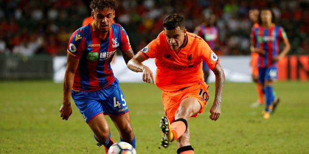 Philippe Coutinho läuft nicht für den FC Liverpool gegen Crystal Palace auf