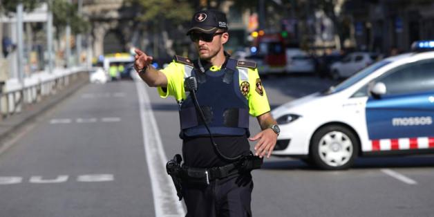 Deutsche stirbt nach Anschlägen in Barcelona.
