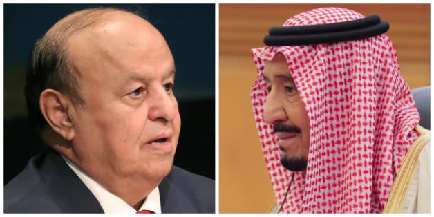 Le président yéménite à Tanger pour rencontrer le roi d'Arabie saoudite