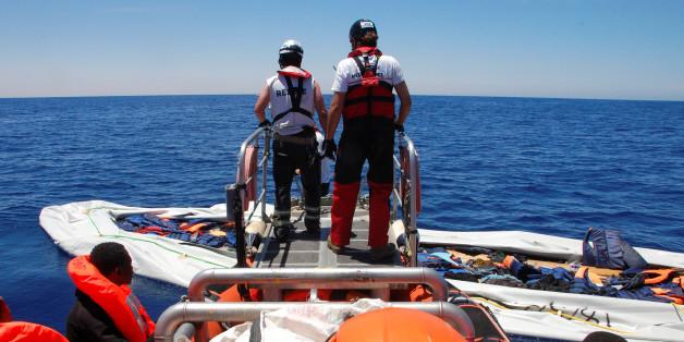Bundesregierung warnt Libyen, die Arbeit von Seenotrettern nicht zu behindern