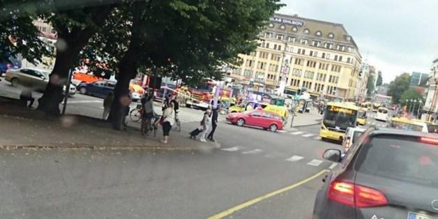 EIL: Messer-Attacke in der finnischen Stadt Turku - Polizei nimmt Tatverdächtigen fest