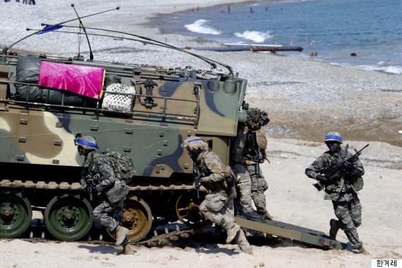 korea us military