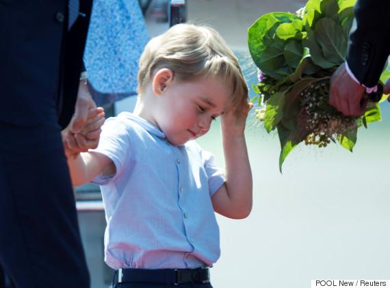 george william prince