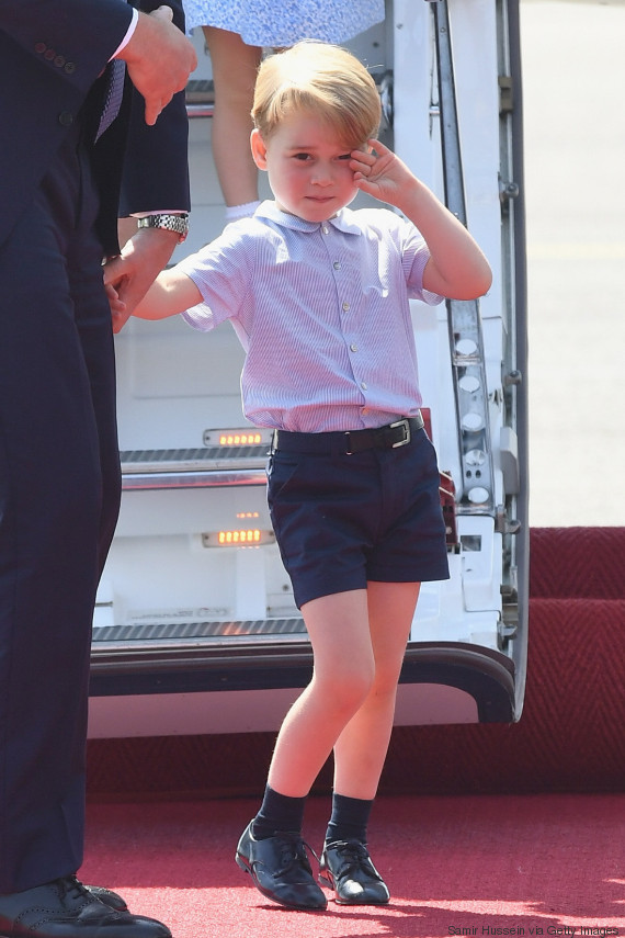 prince william george poland