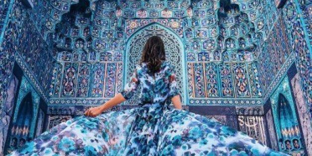 Samarcande, Ispahan? Non: la mosquée cathédrale de Saint-Pétersbourg.