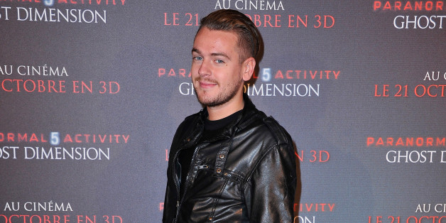 PARIS, FRANCE - OCTOBER 20:  Youtuber JeremStar attends the Premiere of 'Paranormal Actvity 5 Ghost Dimension' at Cinema Gaumont Capucine on October 20, 2015 in Paris, France.  (Photo by Kristy Sparow/Getty Images For Paramount)