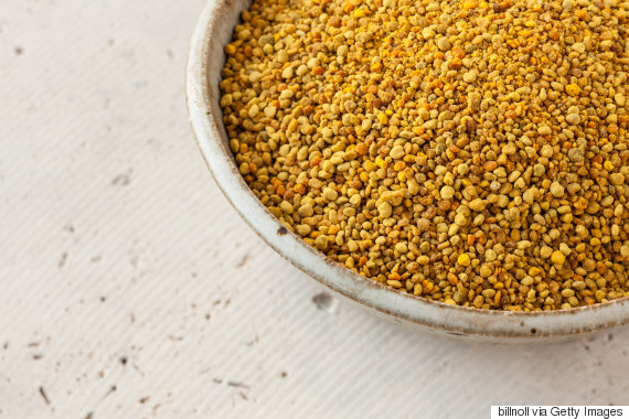 pollen food