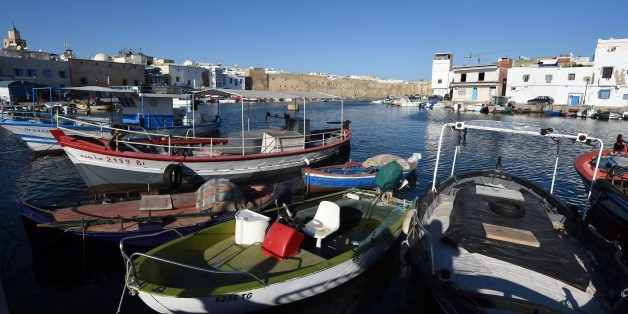 A general view shows the old fishing port of Bizerte north-east of Tunis on November 19, 2014 in Bizerte. AFP PHOTO / FETHI BELAID        (Photo credit should read FETHI BELAID/AFP/Getty Images)