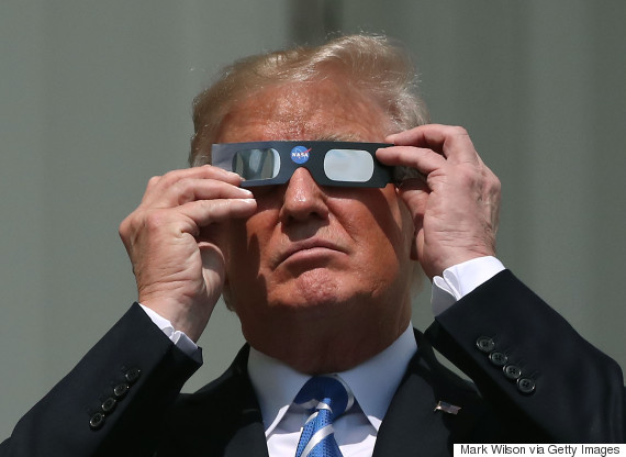 donald trump eclipse