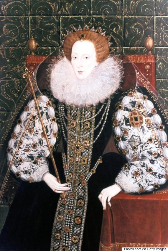queen elizabeth i portrait