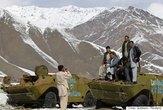 afghanistan soviet