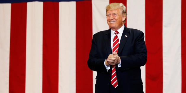Trumps wilde Rede in Arizona: Das sind seine neun irrsten Aussagen