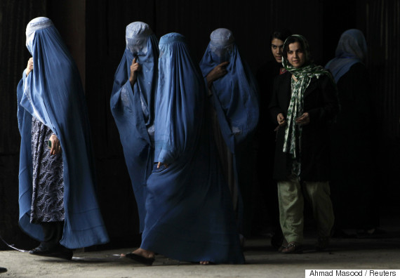 afghanistan women kabul