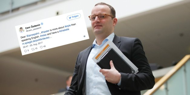 """""""Relax and have a Chai-Latte"""": Politiker machen sich über die Hipster-Kritik von Jens Spahn lustig"""