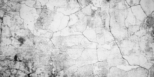 Gray grunge cracked old wall texture, concrete cement background, full frame
