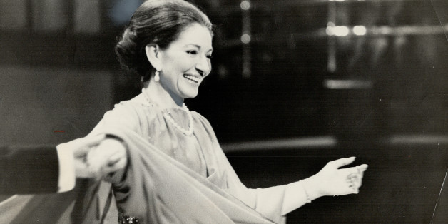 CANADA - FEBRUARY 21:  Maria Callas. Wanted to have children   (Photo by Doug Griffin/Toronto Star via Getty Images)