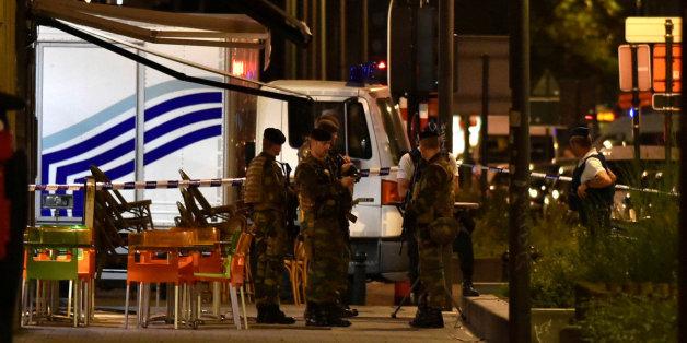 """L'agression contre des militaires à Bruxelles est une """"attaque terroriste"""", selon le parquet fédéral"""