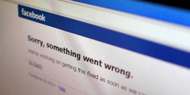 Massiver Ausfall: Facebook ist down