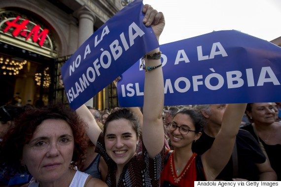 barcelona march