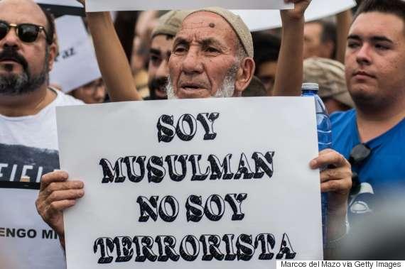 barcelona protest