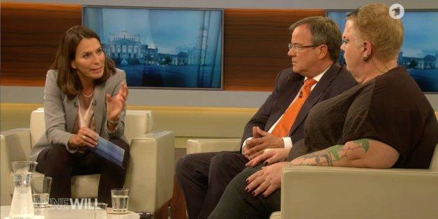 """Im Januar bat Martin Schulz eine Verkäuferin, ihm zu vertrauen - jetzt hat sie bei """"Anne Will"""" geantwortet"""