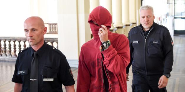 Gericht verurteilt G20-Randalierer zu 31 Monaten Haft