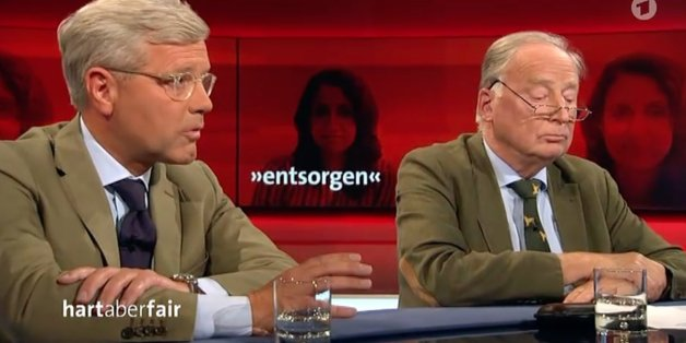 """""""Sie verletzen unsere Kultur"""": Norbert Röttgen stellt bei """"Hart aber fair"""" AfD-Vize Gauland bloß"""