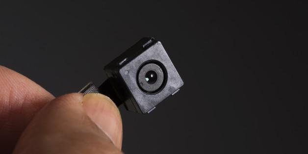 Digital camera lense part