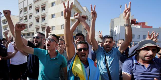 Le journaliste a été arrêté le 6 août à Marrakech
