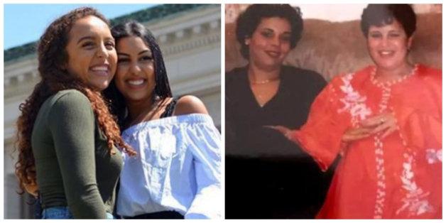 Deux amies marocaines qui s'étaient perdues de vue se retrouvent par hasard grâce à leurs filles