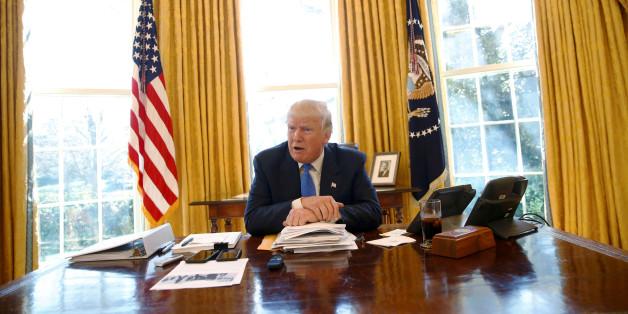 Trumps riskanter Wut-Brief: Der US-Präsident begründete die Entlassung des FBI-Chefs Comey in einem Schreiben