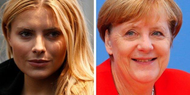 """""""Merkel holt Thomalla"""": Was die Kanzlerin mit dem Skandal-Model vorhat"""